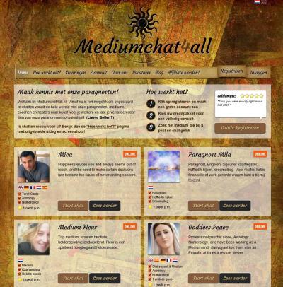 Mediumchat4all.nl